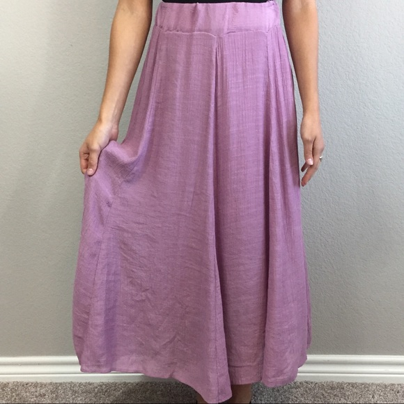 1e076dd9a4 Sacred Threads Skirts | Purple Maxi Skirt | Poshmark
